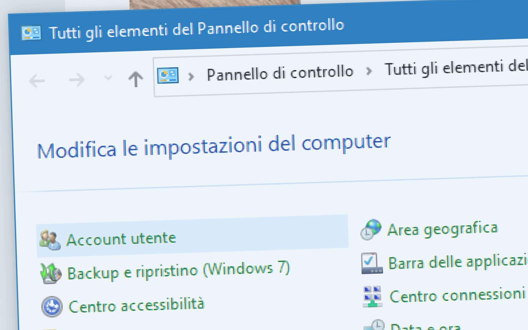 Windows 10: goodbye to the Control Panel?