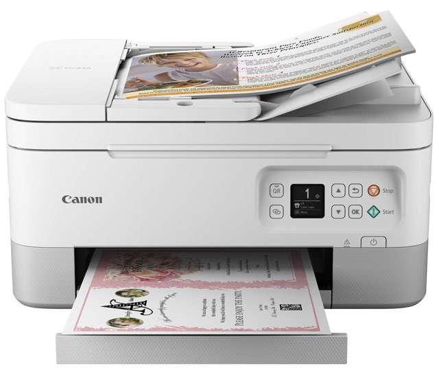 La stampante Canon PIXMA TS7451