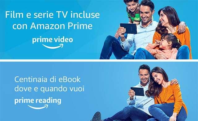 I vantaggi dell'abbonamento Prime di Amazon