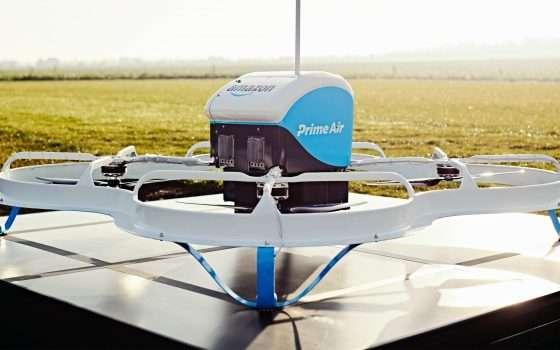 Prime Air: quale futuro per i droni di Amazon?