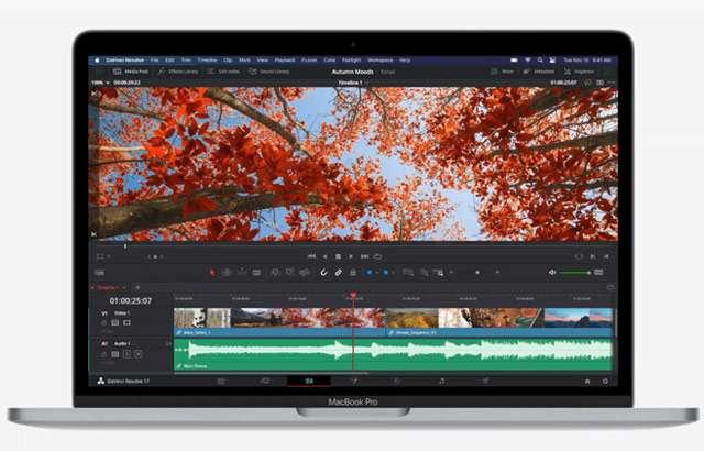 Il nuovo MacBook Pro da 13 pollici