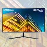 Il monitor curvo Samsung da 32'' a -25% su Amazon