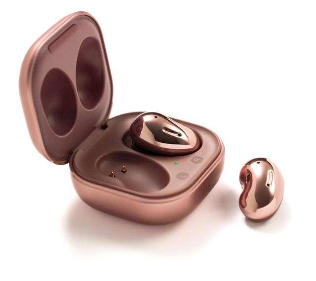 Samsung Buds bronzo