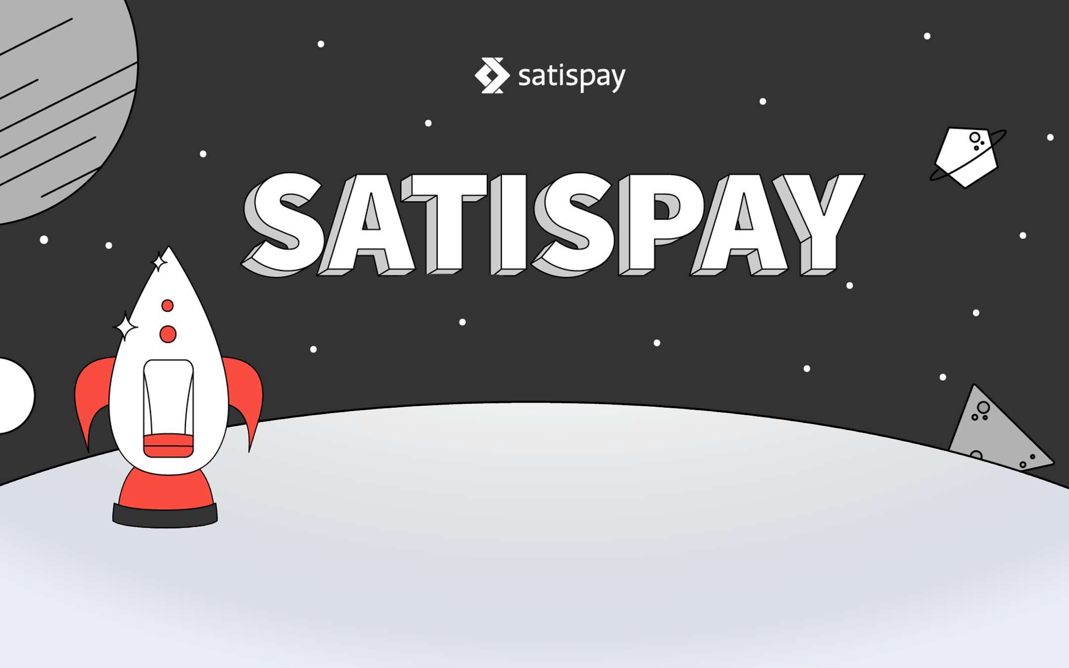 Satispay conquers TIM, Square and Tencent