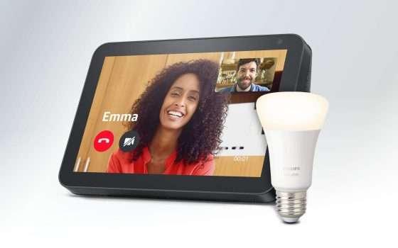 Per Natale, accendi una lampadina (con Alexa)