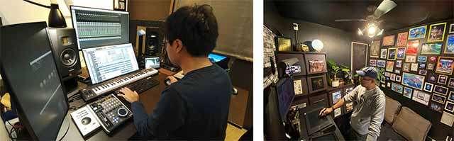 I dipendenti di Square Enix al lavoro da casa