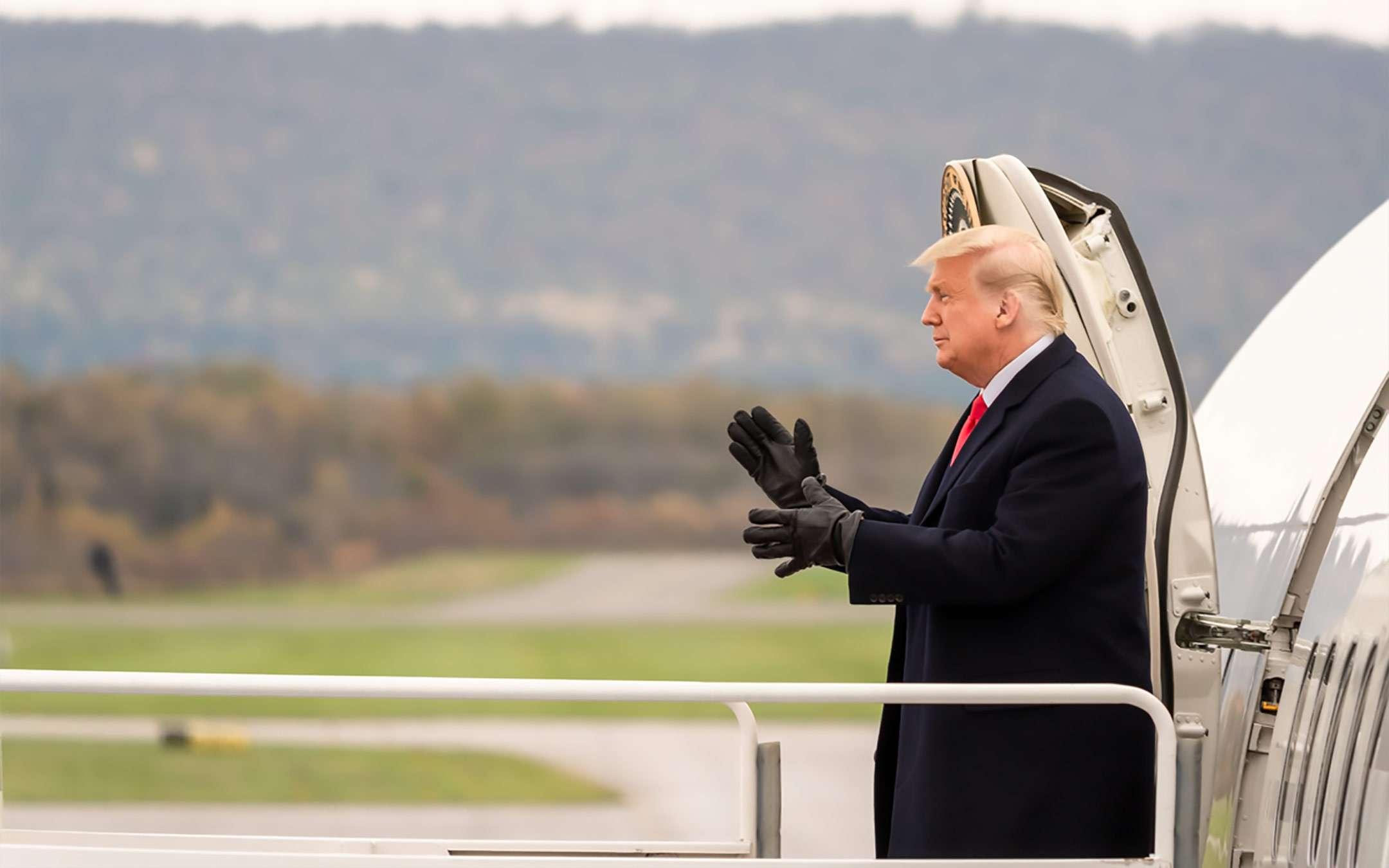 Trump, dopo la Casa Bianca l'editoria digitale