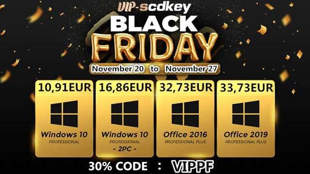 Black Friday VIP-SCDKey