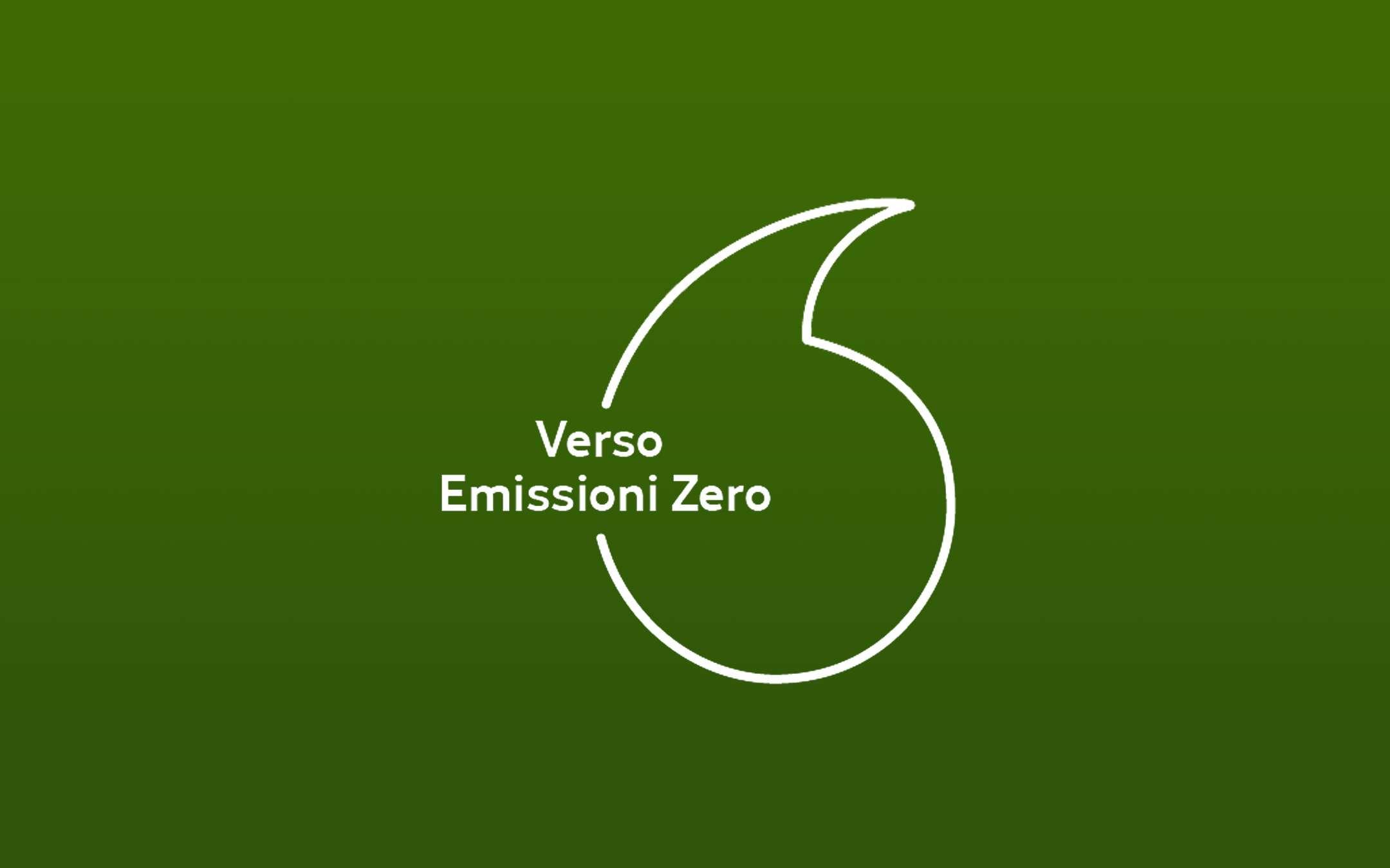 Vodafone and sustainability: Zero Emissions goal