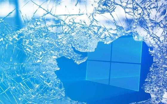 Windows 10: fix per il BSOD dovuto al WiFi