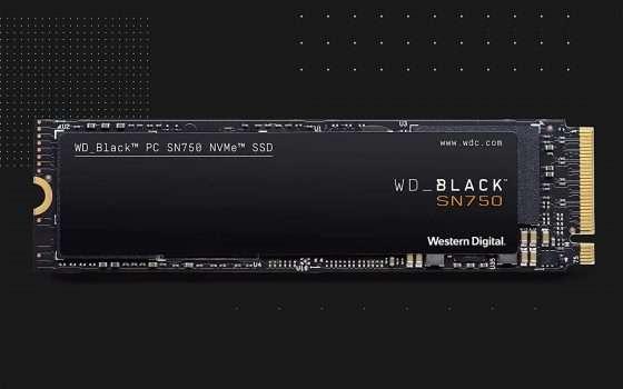 Black Friday: la SSD NVMe di WD da 1 TB a -57%