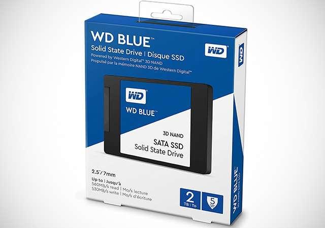 La SSD di Western Digital da 2 TB