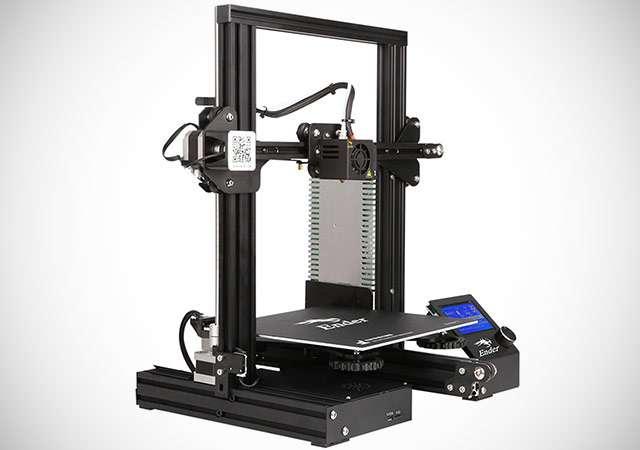 Creality Ender 3, la stampante 3D