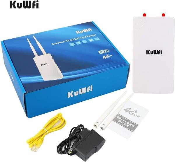Modem KuWFi 4G LTE esterno - 1