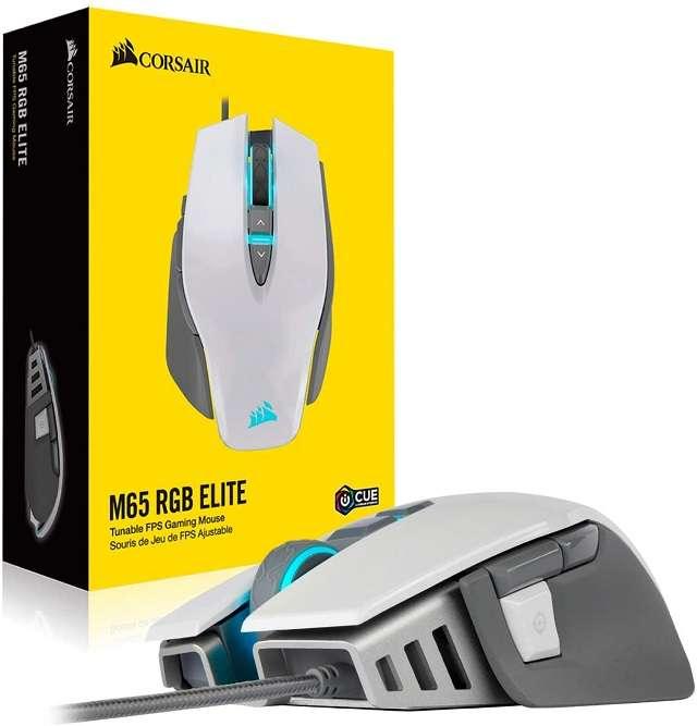 Mouse Corsair M65 ELITE RGB
