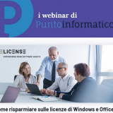 Risparmiare sulle licenze di Windows e Office: il video del webinar
