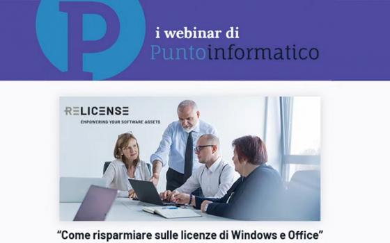 Risparmiare sulle licenze di Windows e Office: il video del webinar