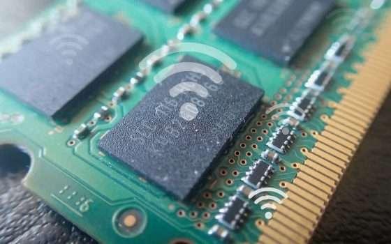 Air-Fi: così la RAM può diventare pericolosa