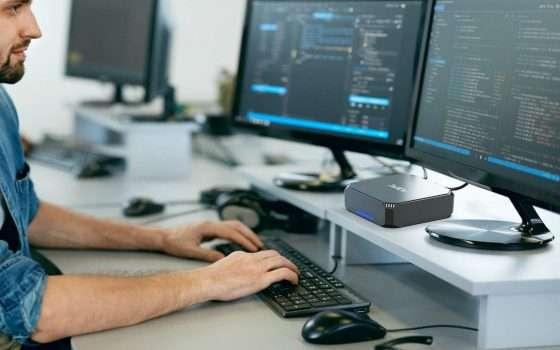 Mini PC per casa e ufficio in sconto su Amazon