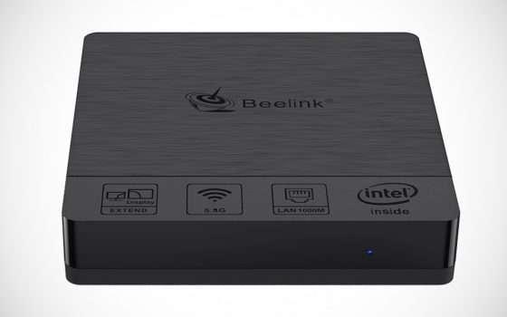 Mini PC Beelink BT3 PRO II al prezzo minimo storico