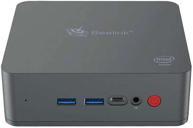 Beelink U55, Mini PC con CPU Intel