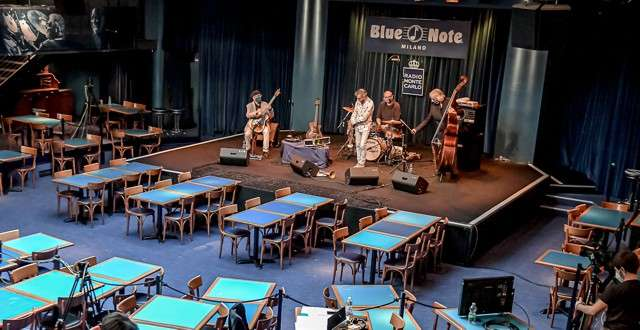 Blue Note a Milano