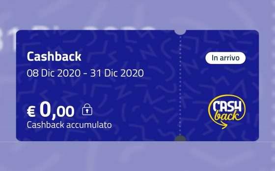 Come attivare il Cashback di Stato nell'app IO