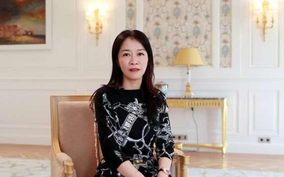 Catherine Chen: c'è bisogno di donne leader nel digitale