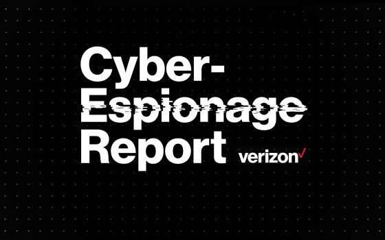 Il report di Verizon sullo spionaggio informatico