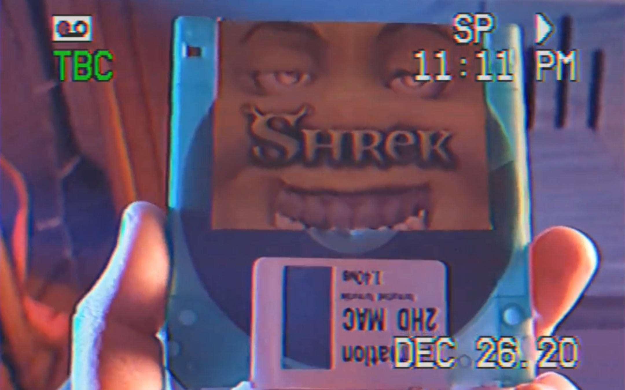 LimaTek Diskmaster: the first Shrek on a floppy