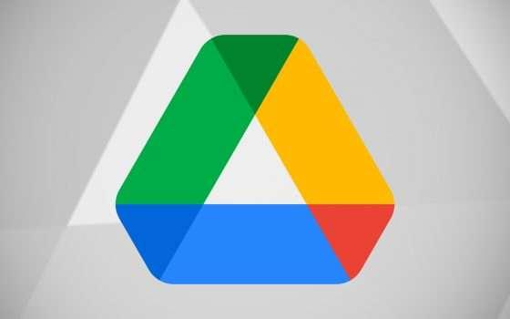 Google Drive migliora la ricerca su Android e iOS