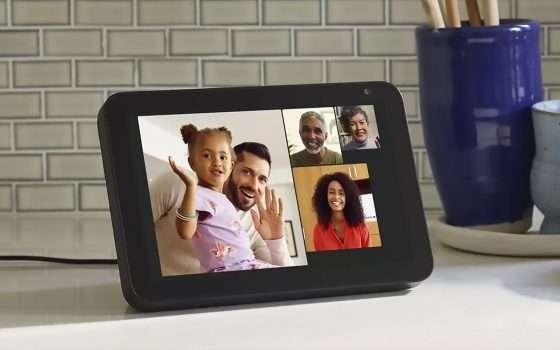 Amazon Echo: videochiamate di gruppo per tutti