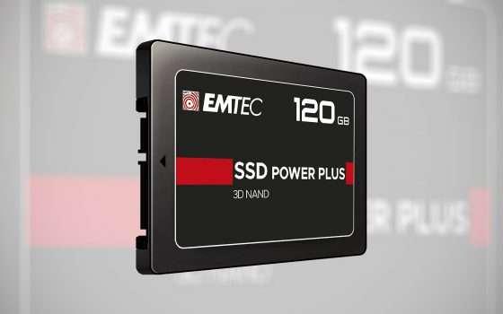 -51% per questa SSD da 120 GB: lo sconto su eBay