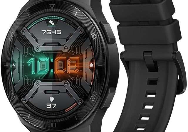 Lo smartwatch Huawei Watch GT 2e