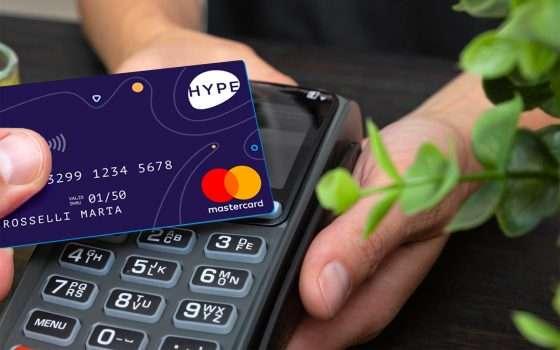 Cashback: con Hype non servono l'app IO né lo SPID