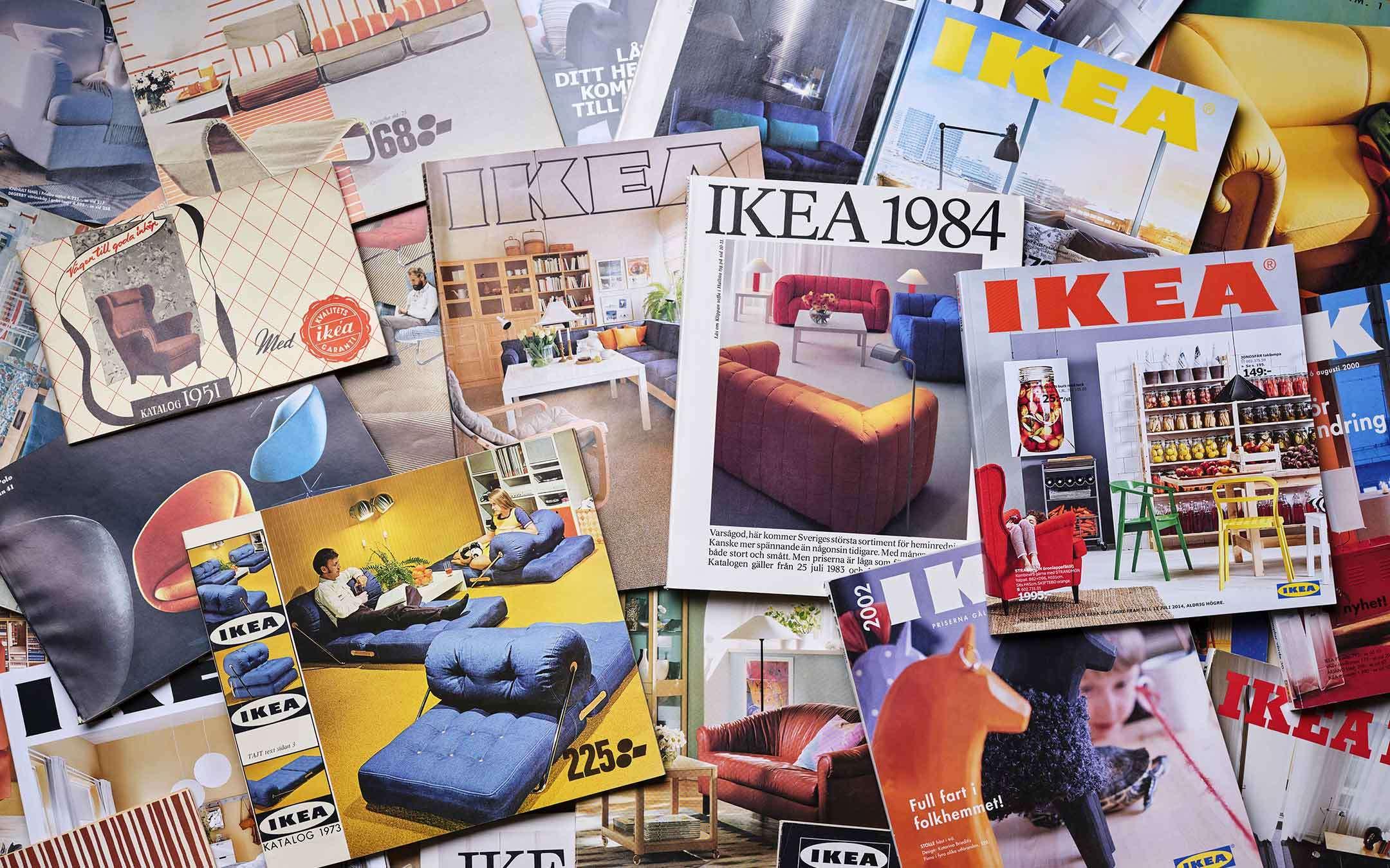 Farewell to the IKEA printed catalog: an era ends