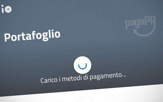 App IO: la sezione Portafoglio non funziona
