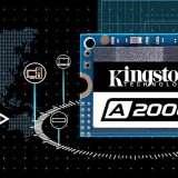 La SSD Kingston A2000 da 500 GB a -47% su Amazon