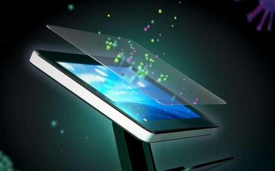Lenovo, touchscreen anti-Covid grazie a Kastus