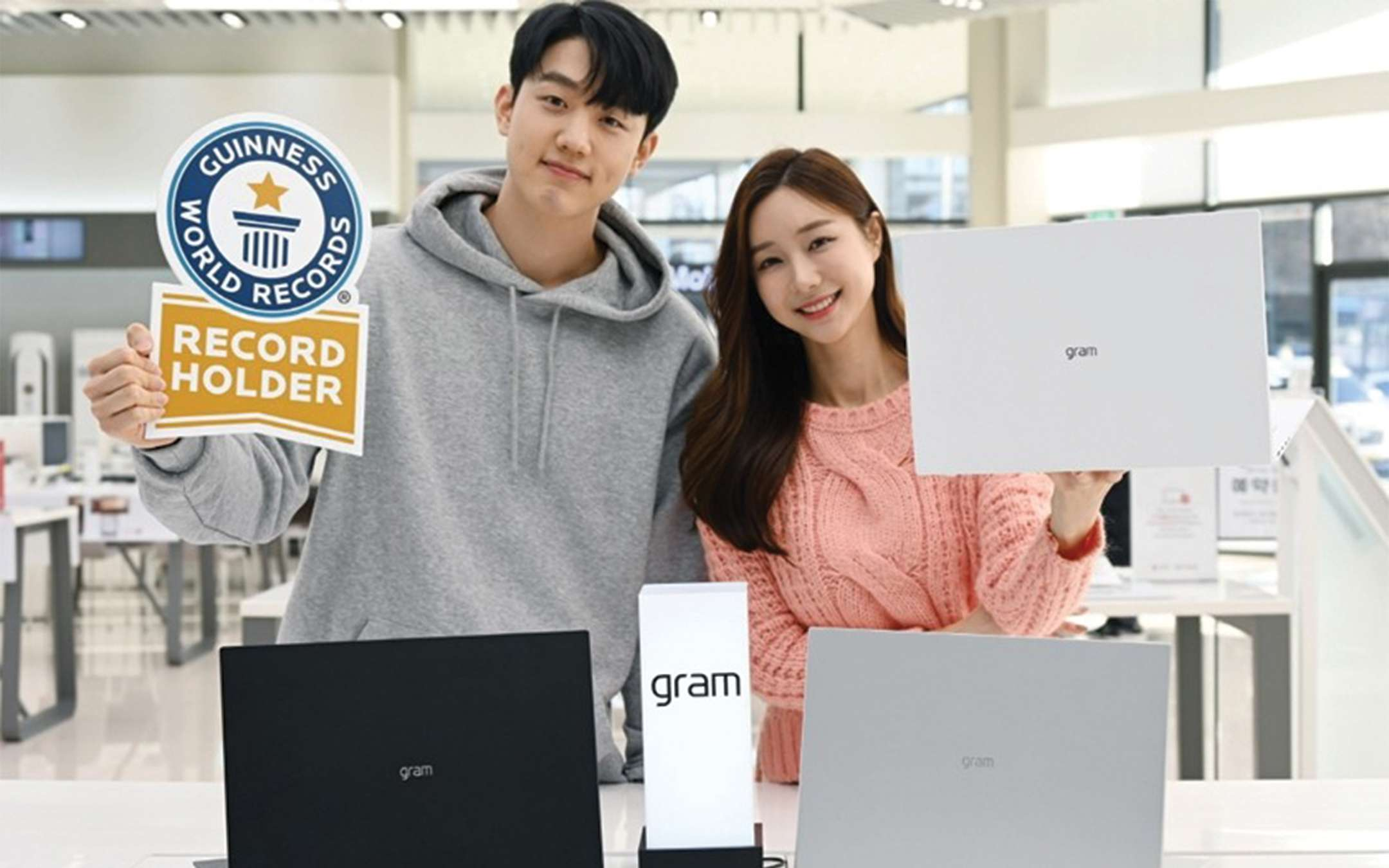 New LG Gram 2021: the 16-inch weighs just 1.19Kg