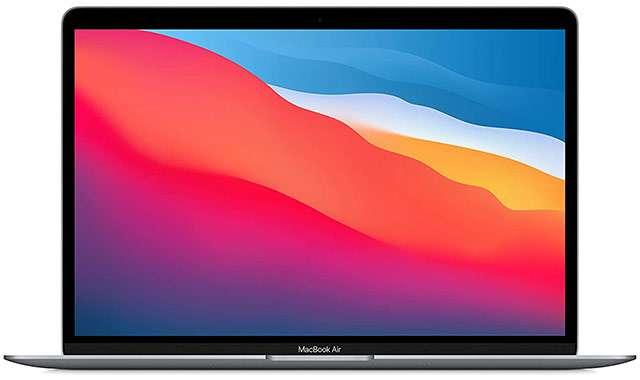 Il MacBook Air con Apple M1 nella colorazione Grigio Siderale