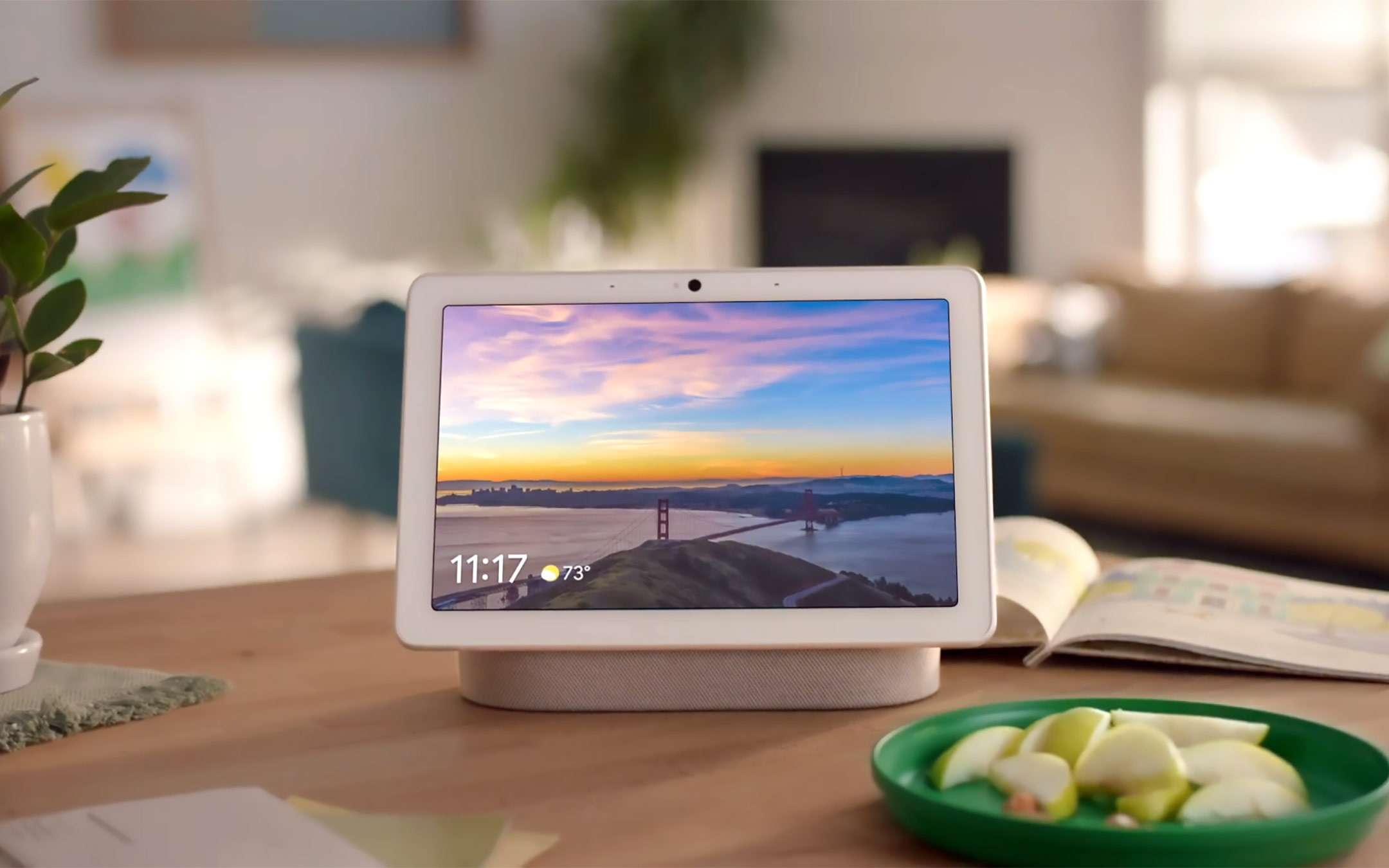 Google brings Zoom to the Nest Hub Max smart display