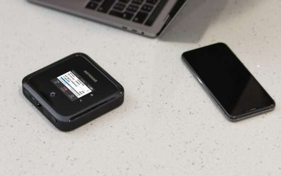 Il mobile router Netgear Nighthawk M5: 5G e WiFi 6