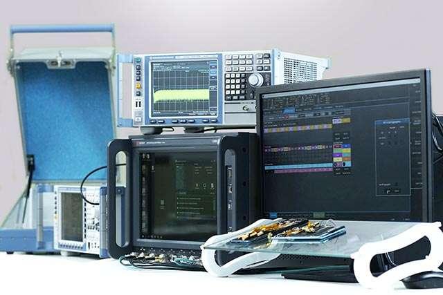 Il laboratorio di OPPO per il 5G