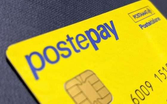 L'accesso al Cashback con le app di Poste Italiane