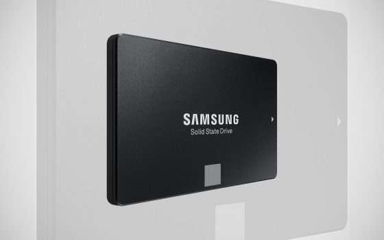 SSD Samsung 860 EVO da 1 TB in sconto a 99,99 euro