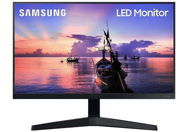 Il monitor Samsung F27T35 da 27 pollici