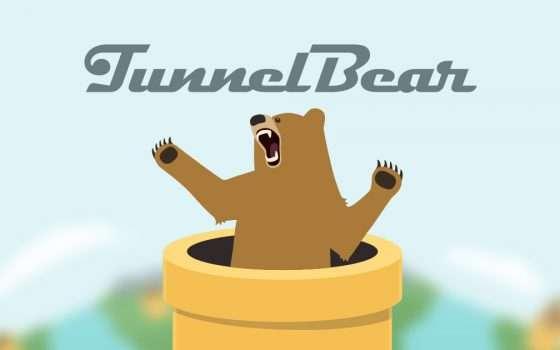 Tunnel Bear VPN