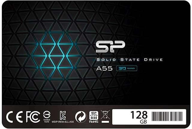 L'unità SSD da 128 GB di Silicon Power