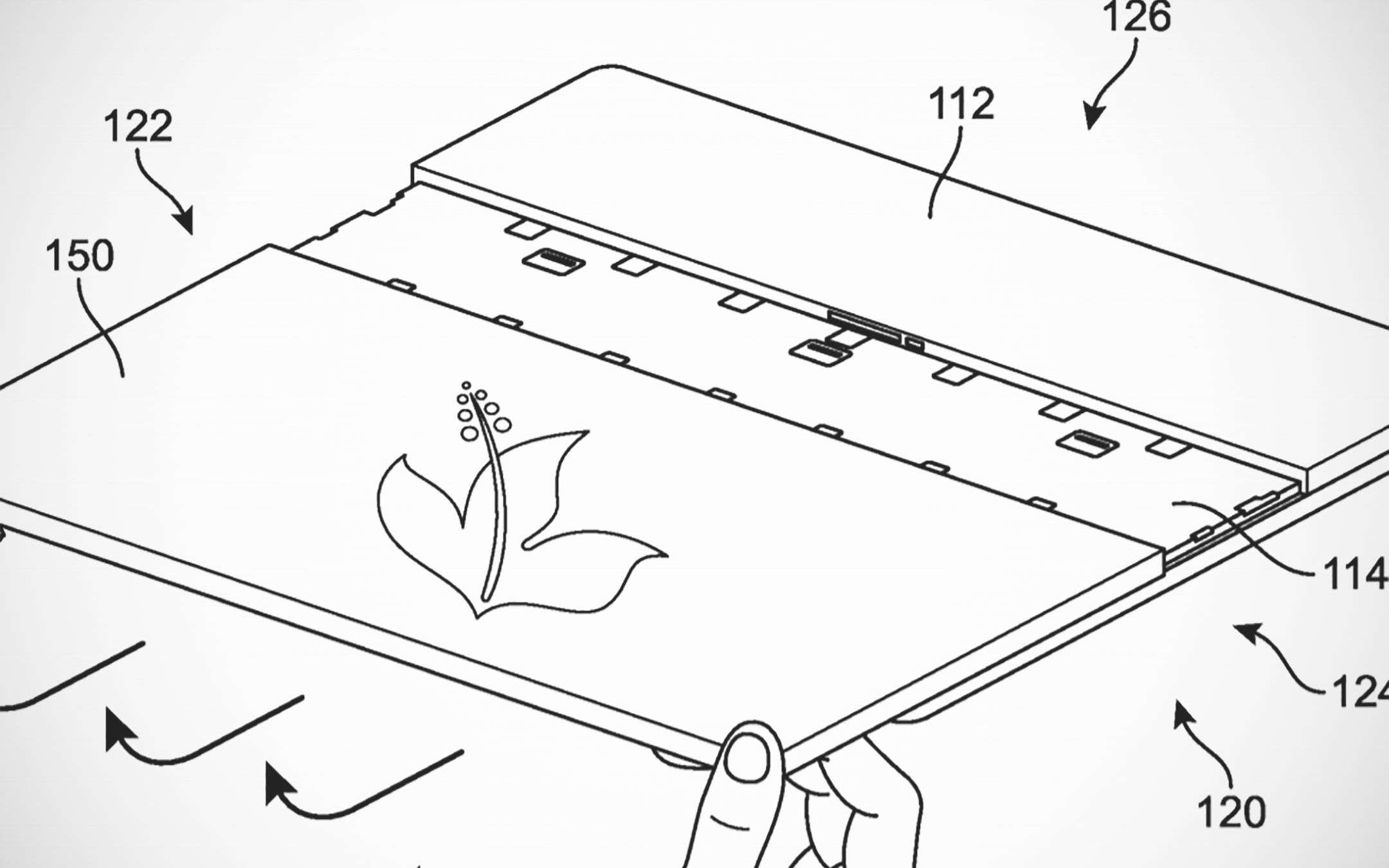Modular design for the next Microsoft Surface?